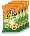 Cheetos Green Onion -maissisnacks, 4 x 145 g