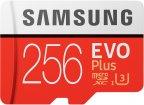 Samsung 256 Gt Micro SDXC EVO Plus -muistikortti