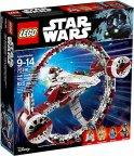 "LEGO Star Wars 75191 - Jedi Starfighter"", jossa on hyperajo"
