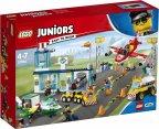 LEGO Juniors 10764 - Cityn keskuslentokenttä