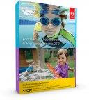 Adobe Photoshop Elements & Premiere Elements 2019 - Opiskelijoille ja opettajille- Win/Mac -kuvan- ja videonkäsittelyohjelma, DVD