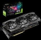 Asus ROG-STRIX-RTX2080TI-O11G-GAMING GeForce RTX 2080 Ti 11264 Mt -näytönohjain PCI-e-väylään