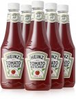Heinz Tomato Ketchup -tomaattiketsuppi, 6x570 g