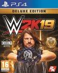 WWE 2K19 - Deluxe Edition -peli, PS4