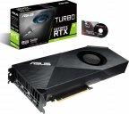 ASUS TURBO-RTX2070-8G RTX 2070 8192 Mt -näytönohjain PCI-e-väylään