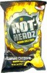 Hot-Headz Jalapeno Cheddar -perunalastut, 142 g