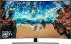 "Samsung UE65NU8505 65"" Smart 4K Ultra HD Curved LED -televisio"