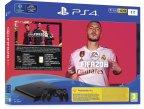 Sony PlayStation 4 Slim 1 Tt + FIFA 20 + Dualshock 4 -pelikonsolipaketti, musta