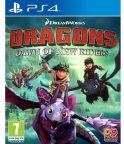 Dragons Dawn of New Riders -peli, PS4