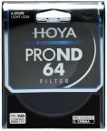 Hoya 55 mm PROND64 -harmaasuodin