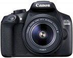 Canon EOS 1300D -järjestelmäkamera + 18-55mm DC III