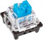 Blackstorm Blue Switch Pack -sarja sinisiä Gaote Blue -kytkimiä näppäimistöön, 8 kpl