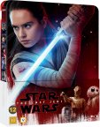 Star Wars: The Last Jedi -Steelbook Blu-ray
