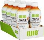 NJIE ProPud Milkshake Salty Caramel -proteiinipirtelö, 330 ml, 8-PACK