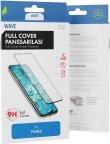 Wave Full Cover -panssarilasi, Nokia 6.2 / 7.2, musta