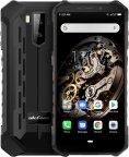 Ulefone Armor X5 Pro -Android-puhelin Dual-SIM, 64 Gt, musta