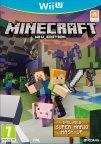 Minecraft - Wii U Edition -peli, Wii U