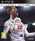 FIFA 18 - Legacy Edition -peli, PS3
