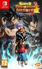 Super DragonBall Heroes World Mission -peli, Switch