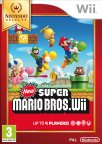 New Super Mario Bros. (Selects) -peli, Wii