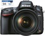 Nikon D610 järjestelmäkamera, runko