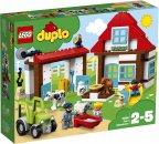 LEGO DUPLO Town 10869 - Maatilaseikkailut