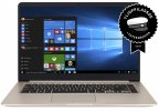 """Asus VivoBook S15 S510UN 15,6"""" -kannettava, Win 10 64-bit"""