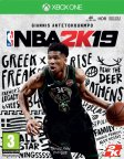 NBA 2K19 -peli, Xbox One