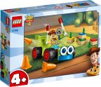 LEGO 4+ Toy Story 4 10766 - Woody ja RC