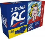 RC-Cola -virvoitusjuoma, 330 ml, 24-PACK