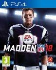 Madden NFL 18 -peli, PS4