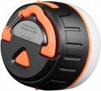 Fuj:tech IP5K Lanter, 5200 mAh leirivalo ja varavirtalähde, musta/oranssi