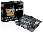 Asus H110M-K Intel H110 LGA1151 mATX-emolevy