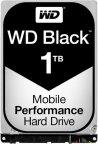 """WD Black 2,5"""" 1 Tt SATA-III 7200 RPM 32 Mt -kovalevy"""