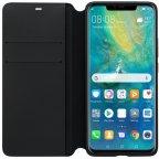 Huawei Mate 20 Pro Wallet -lompakkokotelo, musta