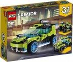 LEGO Creator 31074 - Rakettiralliauto