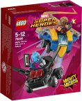 LEGO Super Heroes 76090 - Mighty Micros: Star-Lord vastaan Nebula