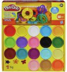Play-Doh Super Colour Kit Exclusive -muovailuvaha