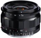 Voigtländer E 21/3.5 Color-Skopar -objektiivi, Sony E