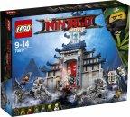 LEGO Ninjago 70617 - Mahtavimmista mahtavimman aseen temppeli