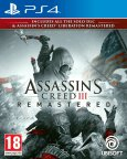 Assassin's Creed III - Remastered -peli, PS4