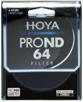 Hoya 82 mm PROND64 -harmaasuodin