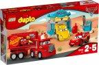 LEGO DUPLO Cars 10846 - Flooran kahvila