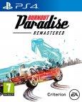 Burnout Paradise - Remastered -peli, PS4