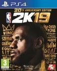 NBA 2K19 - 20th Anniversary Edition -peli, PS4