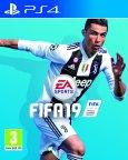 FIFA 19 -peli, PS4