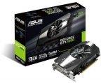 Asus GeForce GTX 1060 PH-GTX1060-3G 3 Gt -näytönohjain PCI-e-väylään