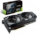 ASUS DUAL-RTX2070-A8G GeForce RTX 2070 8192 Mt -näytönohjain PCI-e-väylään