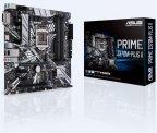 Asus PRIME Z370M-PLUS II Intel Z370 LGA1151 mATX-emolevy