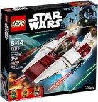 LEGO Star Wars 75175 - A-siipinen tähtihävittäjä
